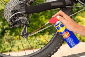 Pretrūsas līdzeklis velosipēda kopšanā