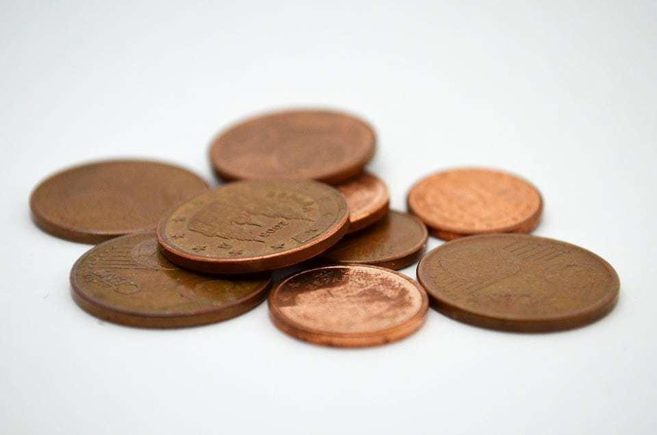 wd 40 munten anciennes