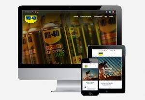 WD-40 lance un nouveau site web