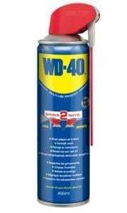 Comment utiliser WD-40 dans le secteur industriel?