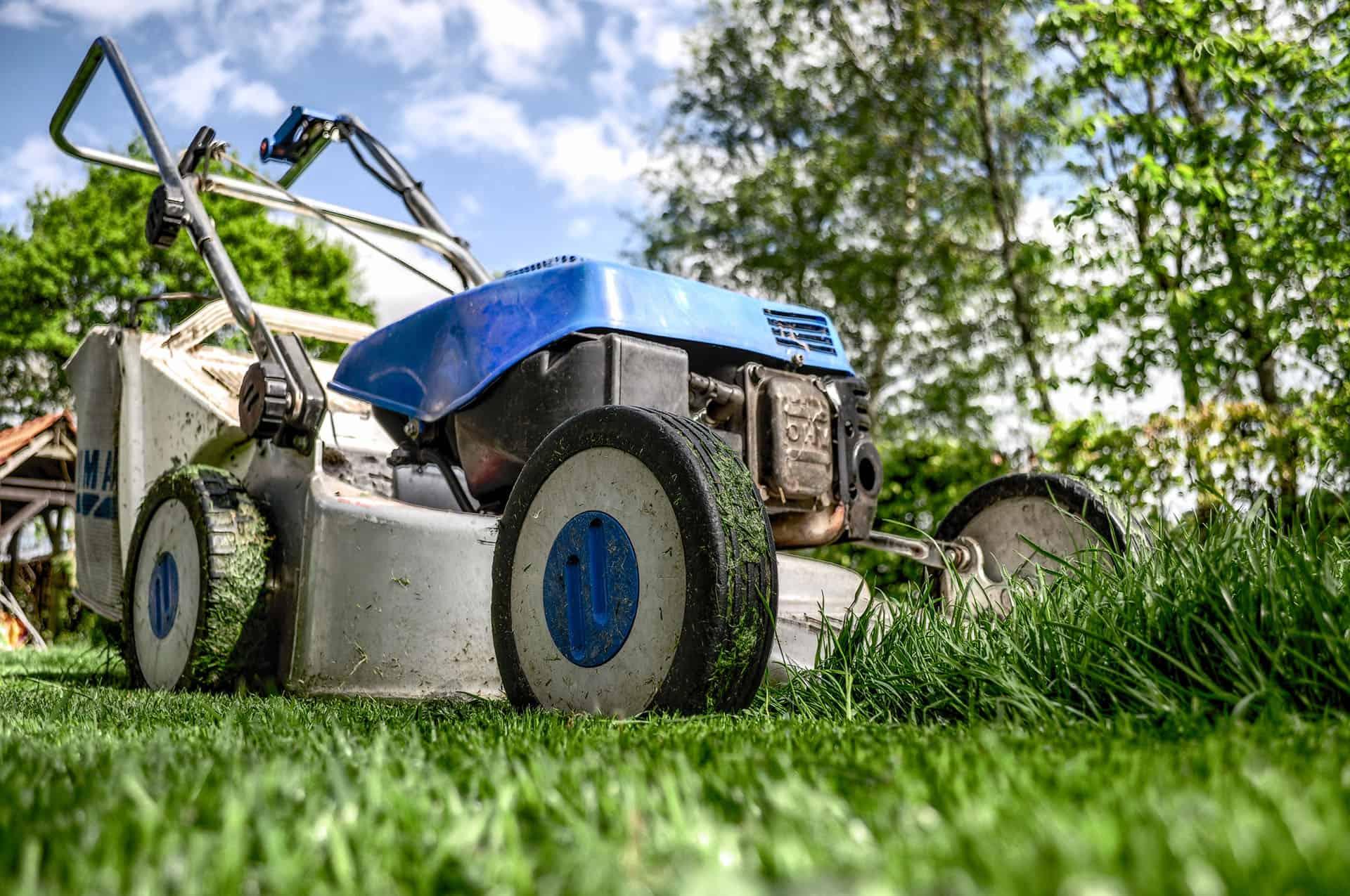 wd 40 tuingereedschap grasmaaier 1