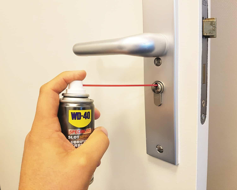 sleutel kapot sleutel draait niet slot repareren