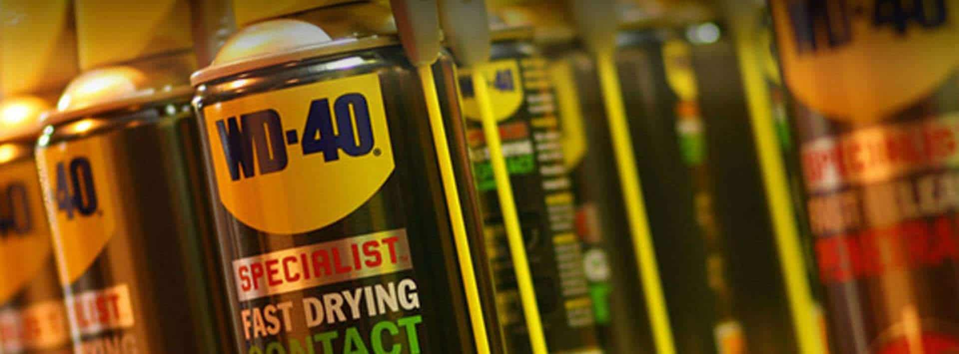 WD-40 Specialist gamme