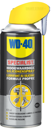 hoogwaardige siliconenspray