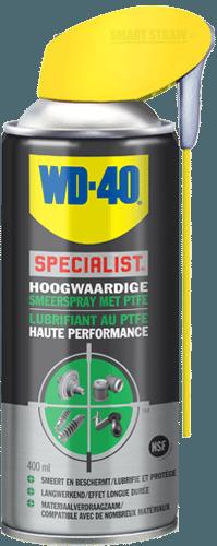 Hoogwaardige Smeerspray met PTFE - Lubrifiant au PTFE Haute Performance