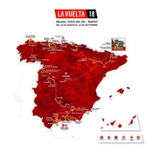 Tour d'Espagne - La Vuelta