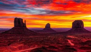 Win een Roadtrip over Route 66: Stop zes Monument Valley!
