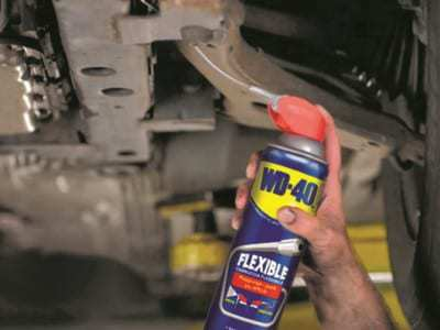 flexible auto mechanic wd-40 400x300