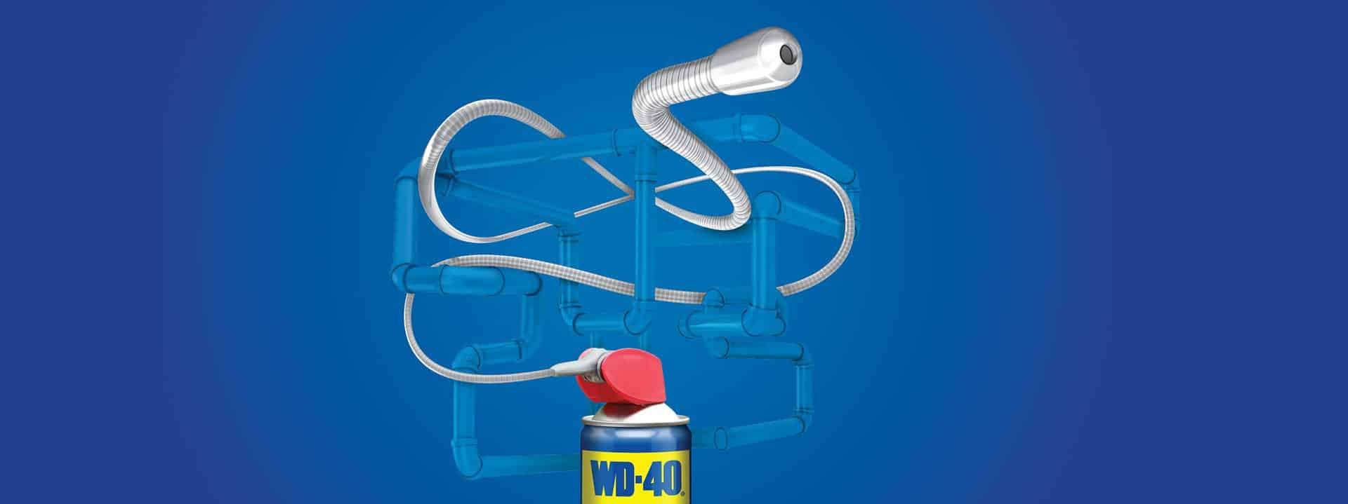 Nieuw! WD-40 Flexible