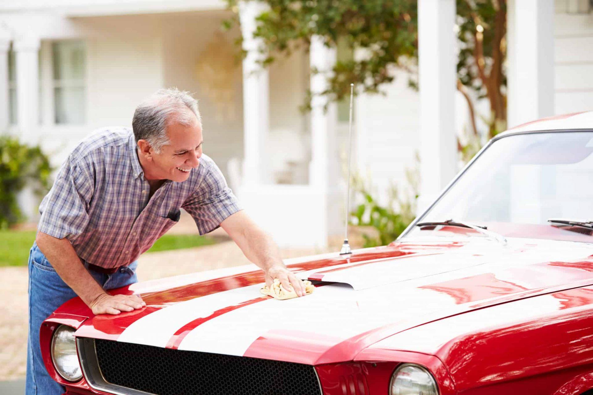 polir voiture