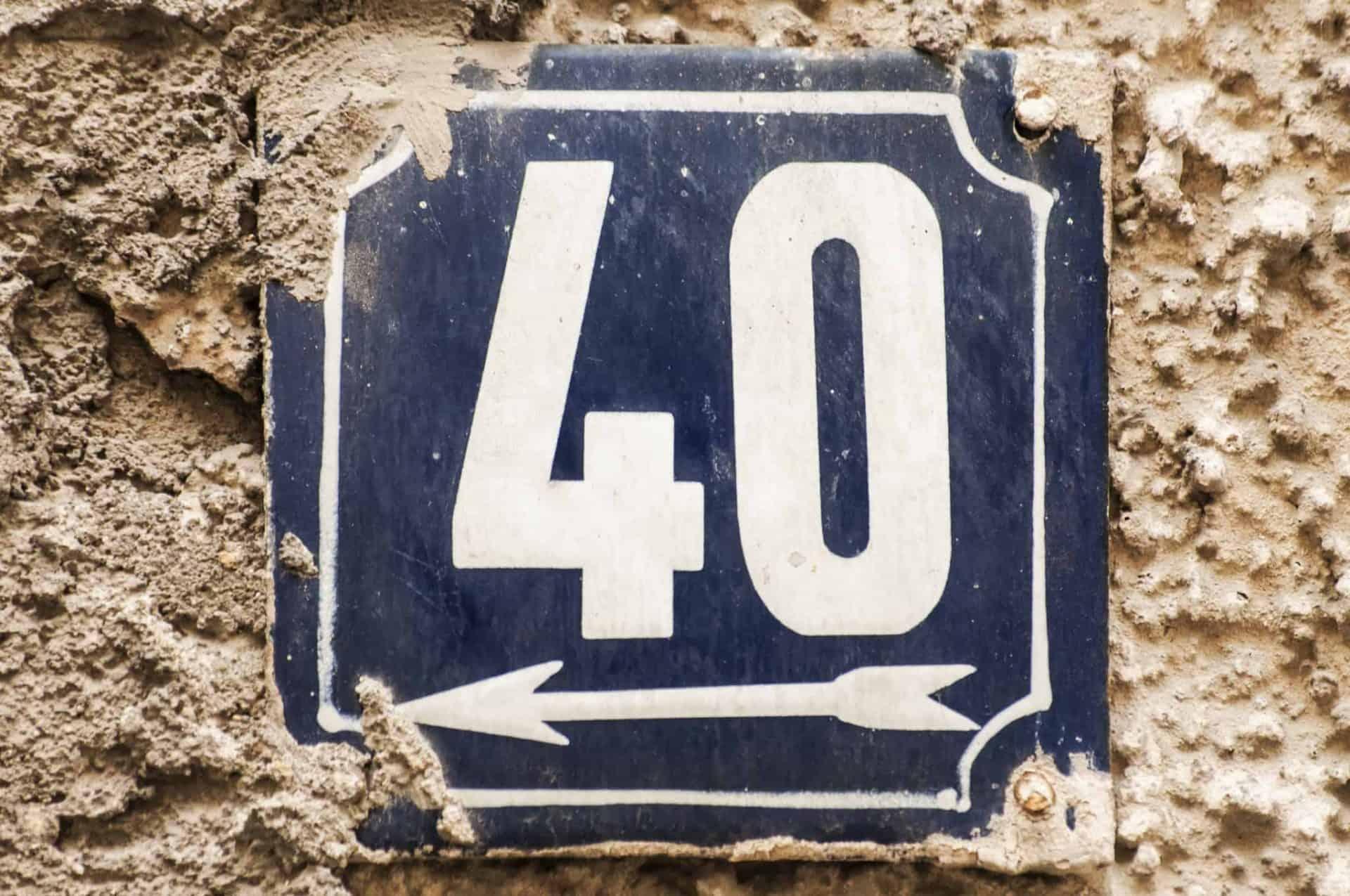 huisnummer rvs by varbenov
