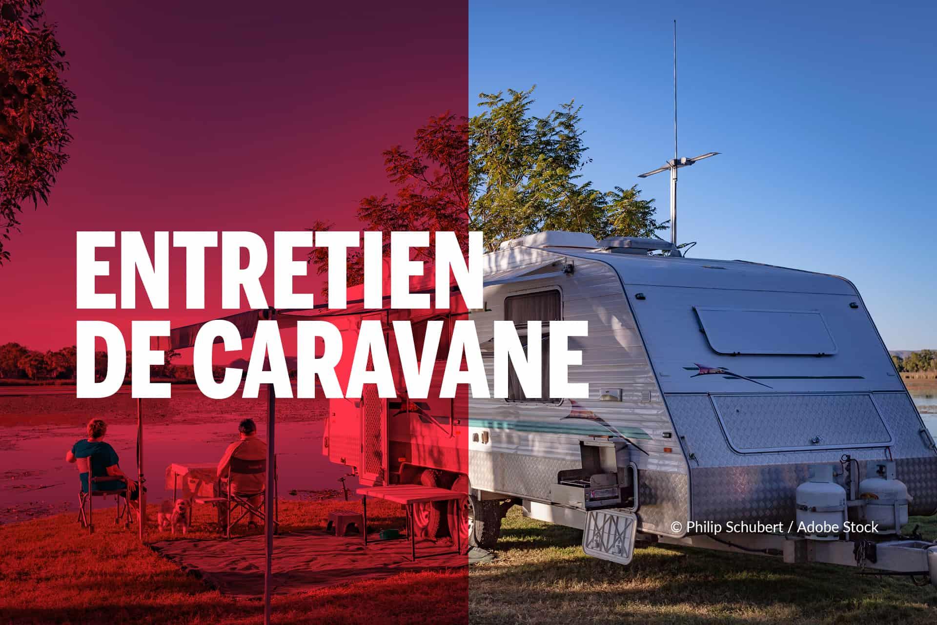 WD-40, parfait pour l'entretien de votre caravane