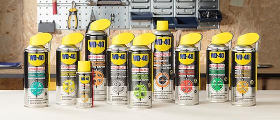 WD-40 Specialist gamme de produits