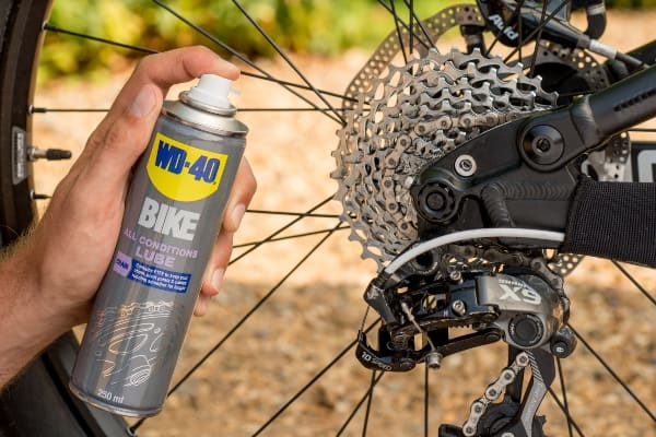 Ketting WD-40 All Conditions Lube