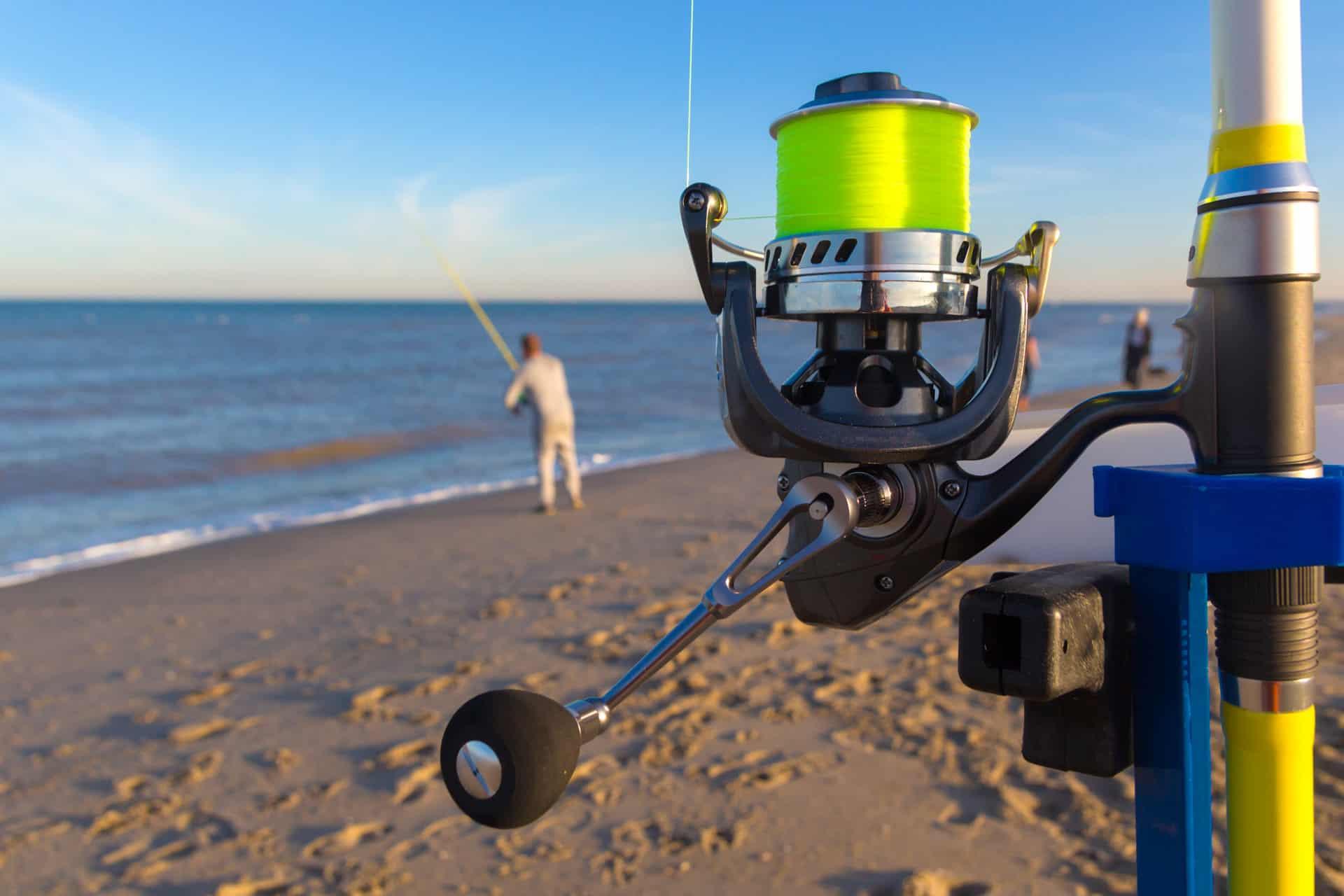entretenir son moulinet de canne à pêche