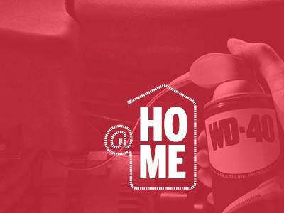 WD-40 @home call out