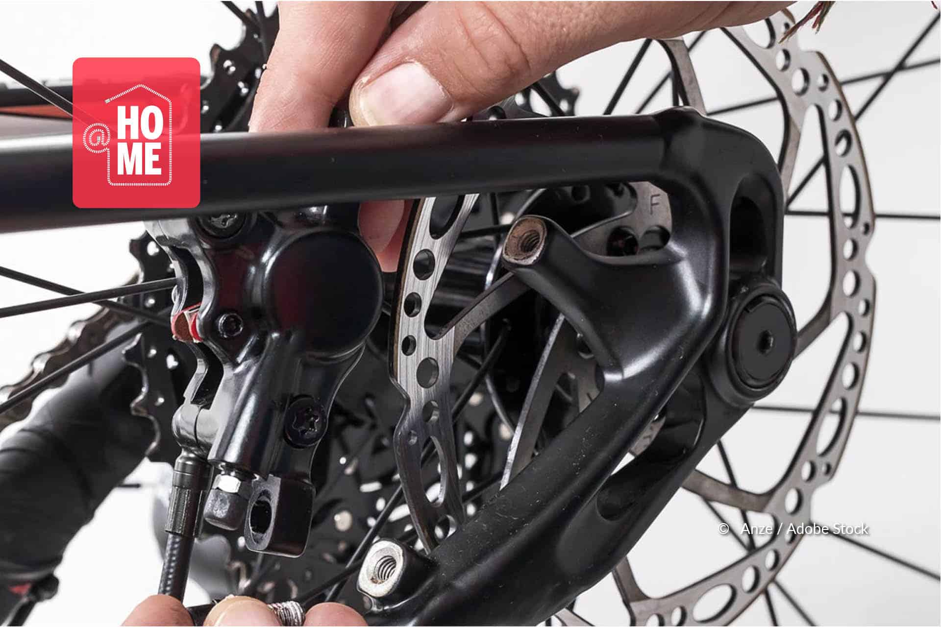 Comment remplacer les plaquettes de frein d'un vélo?