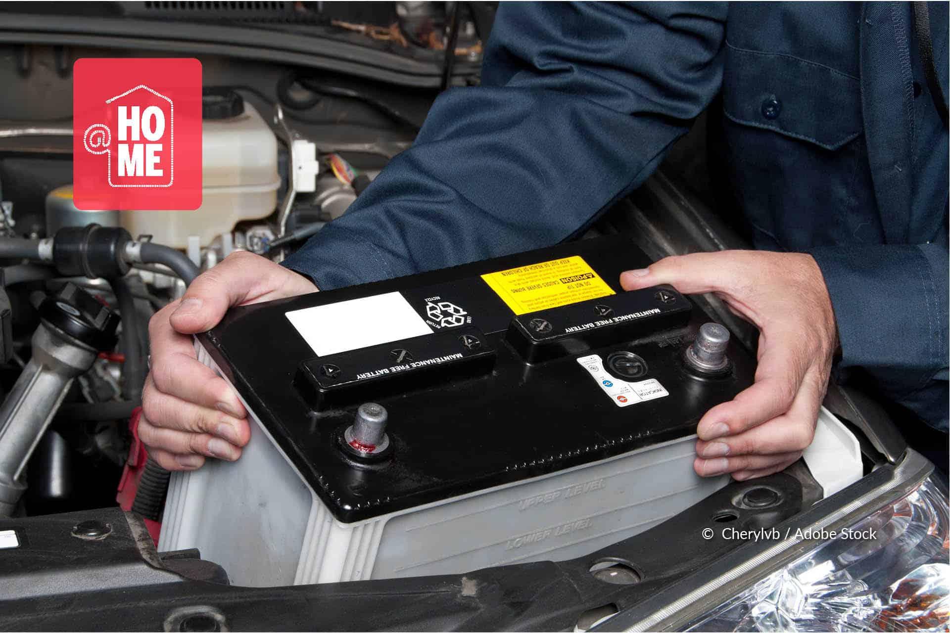 Comment changer une batterie de voiture?