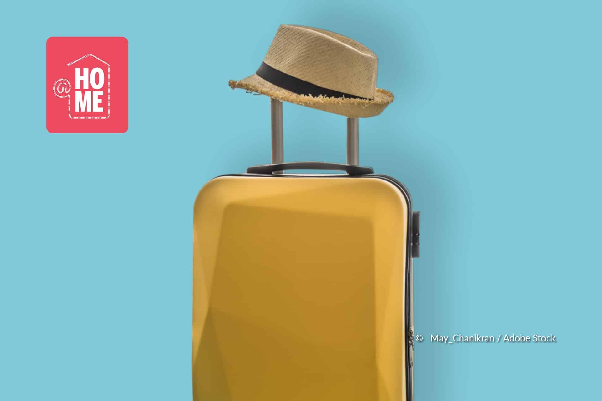 Comment réparer une valise?