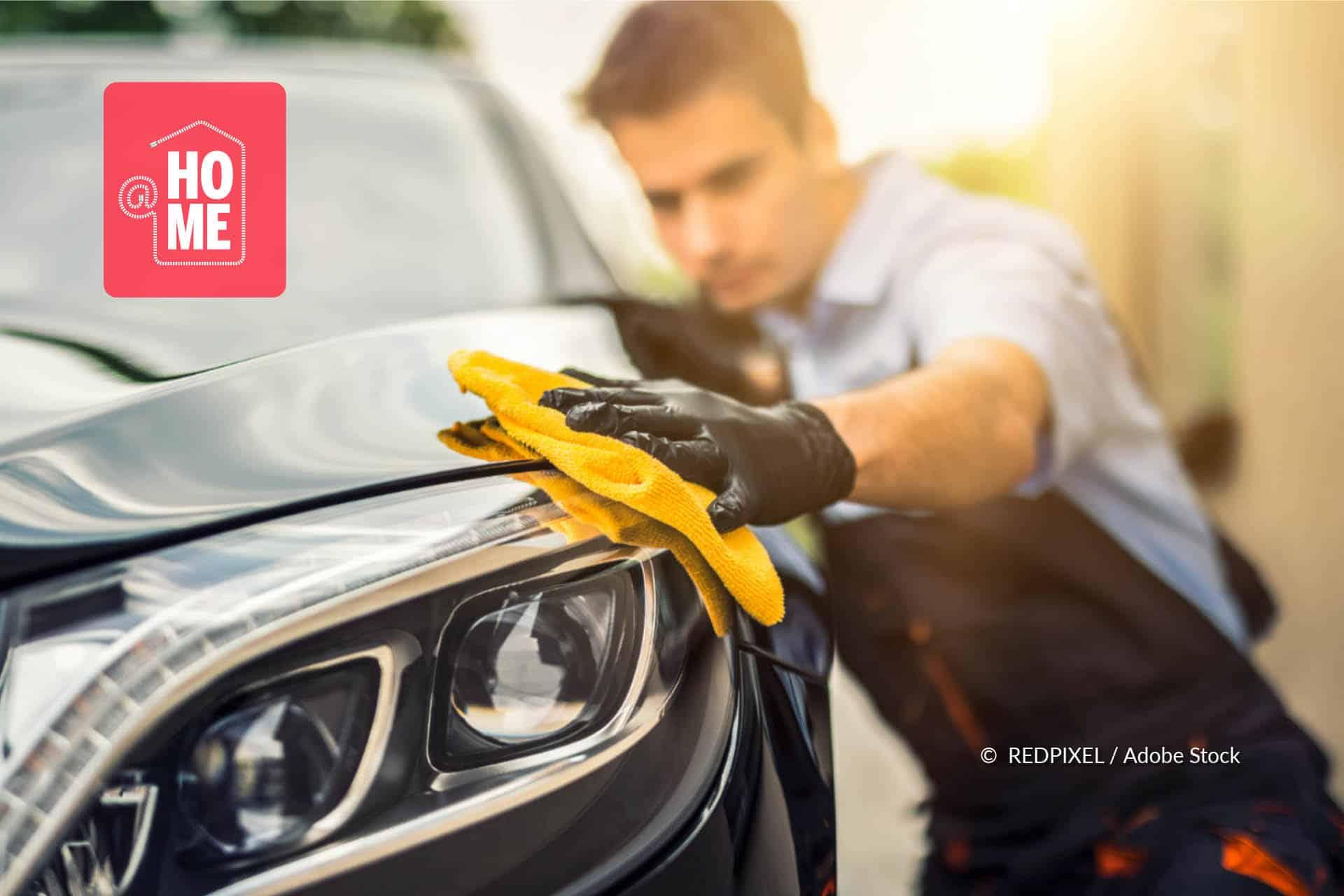 Hoe moet ik mijn auto wassen?
