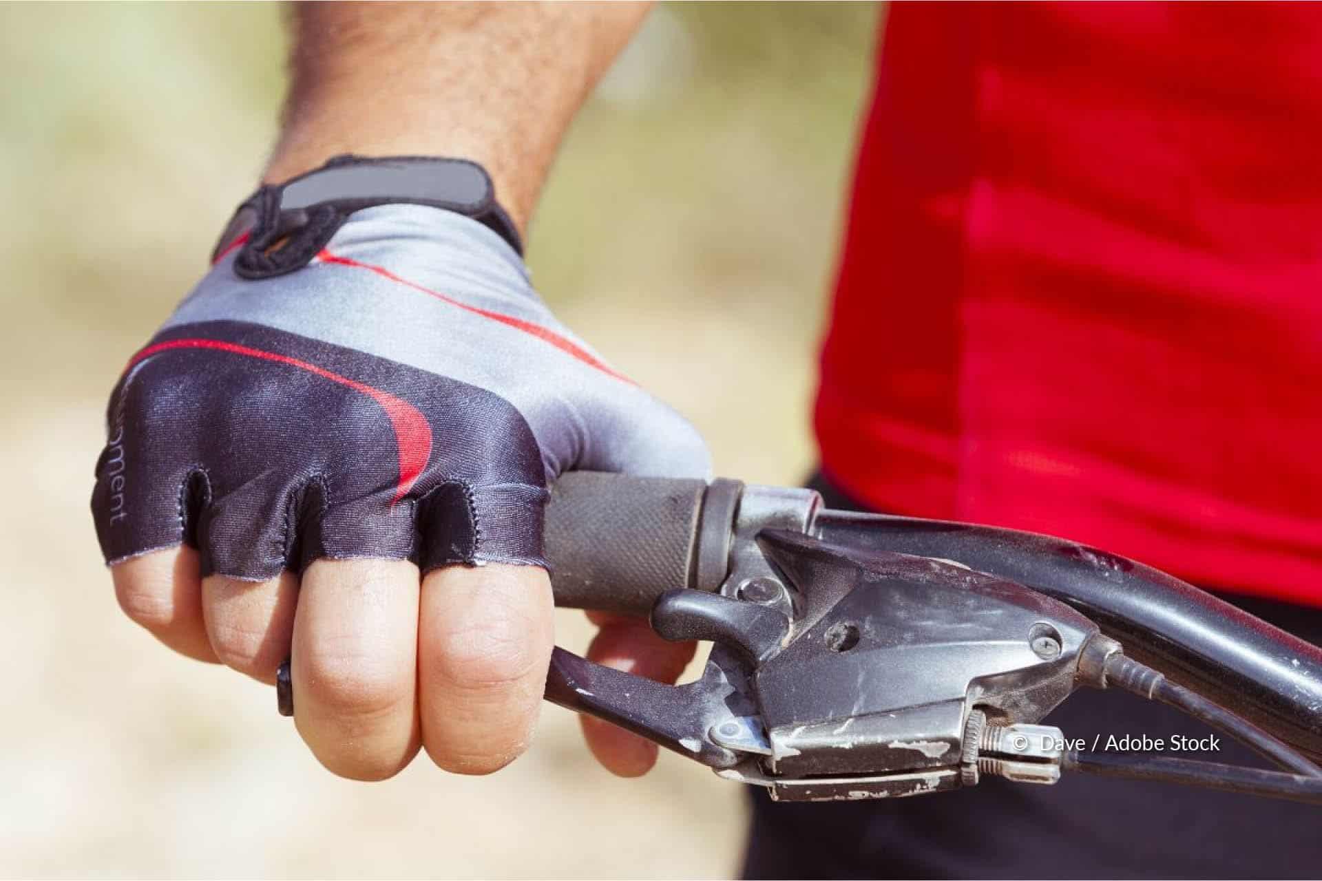 nettoyer les plaquettes de frein d'un vélo