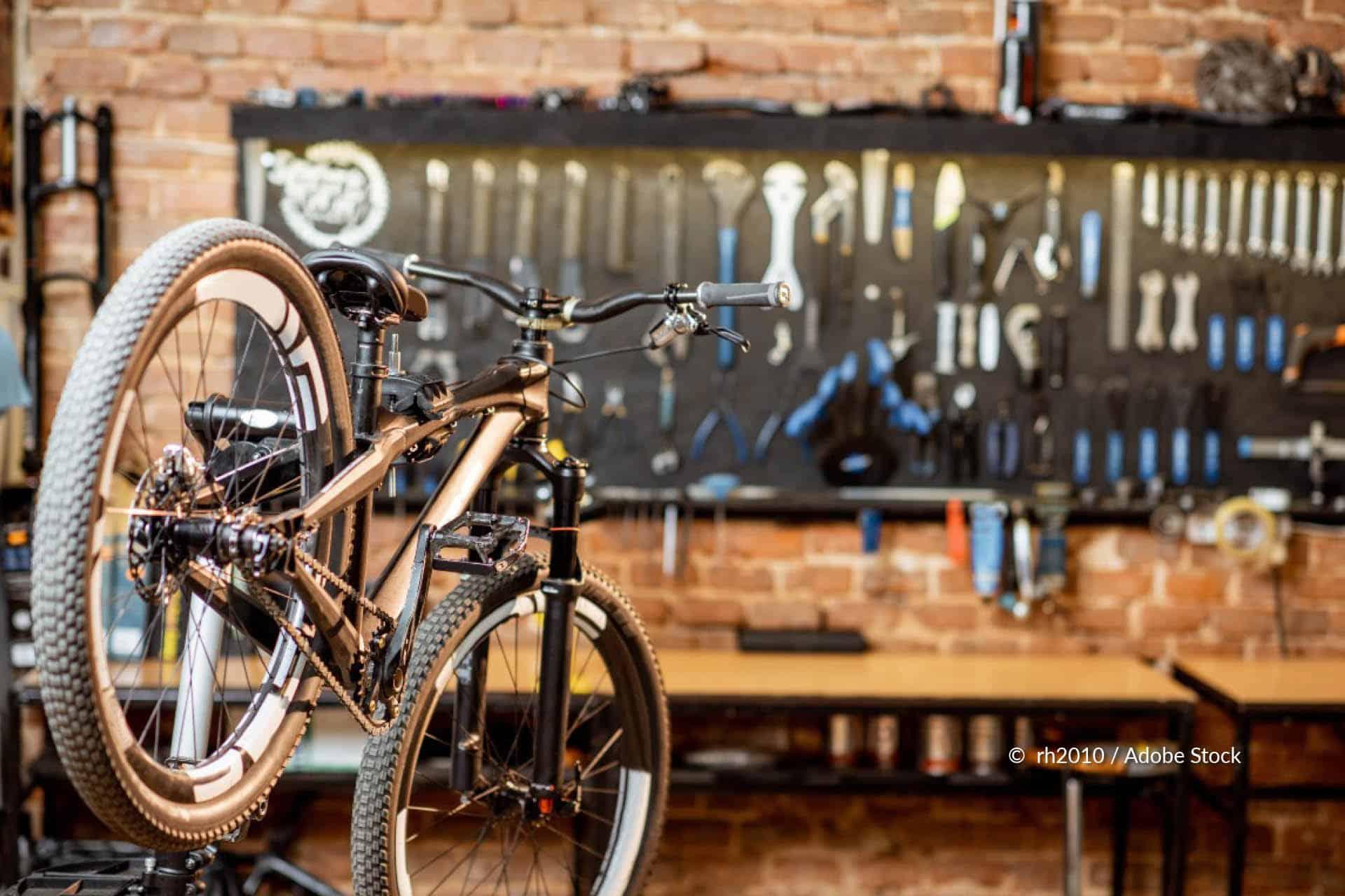 Remplacer la chambre à air d'un vélo