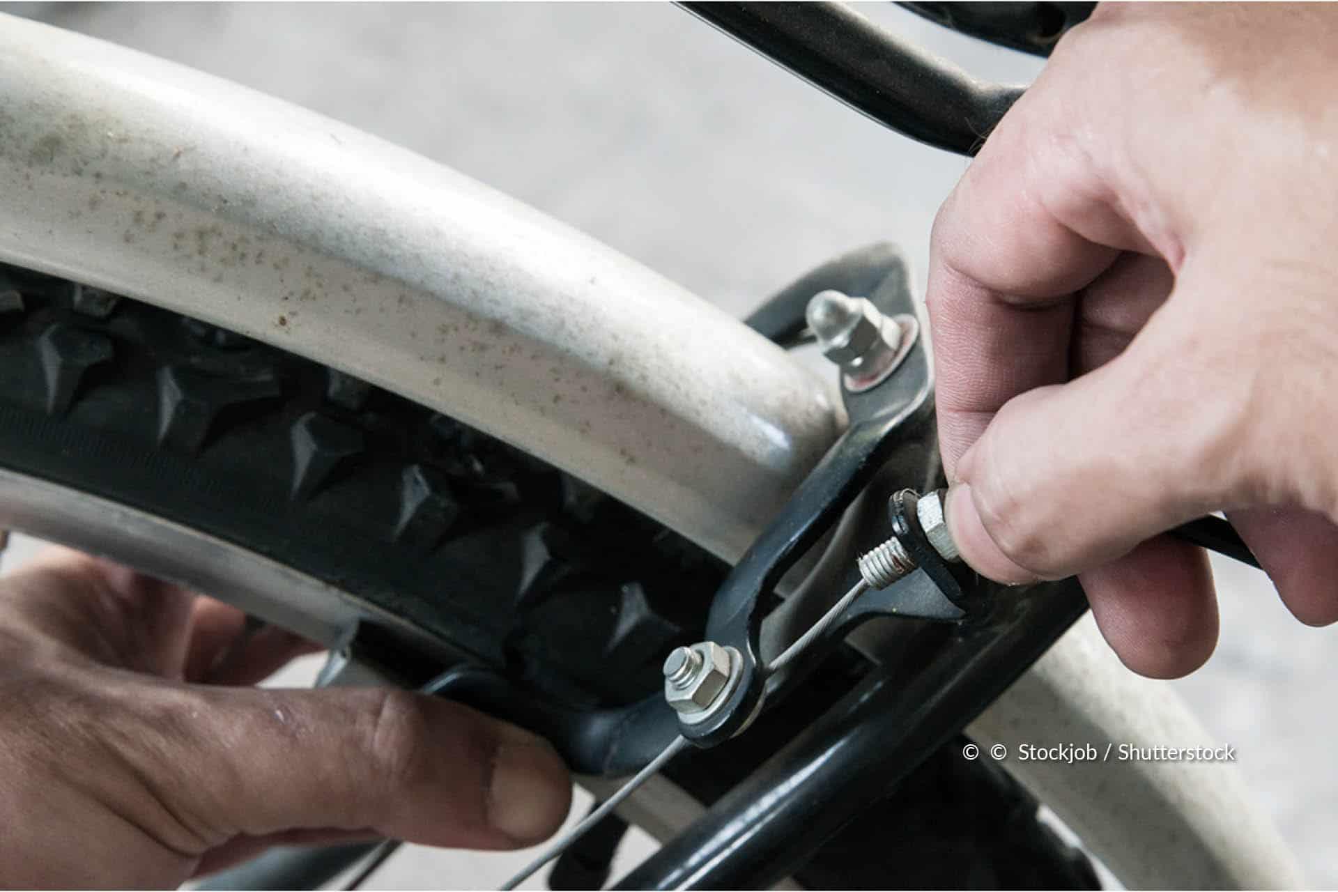 remplacer le câble de frein d'un vélo