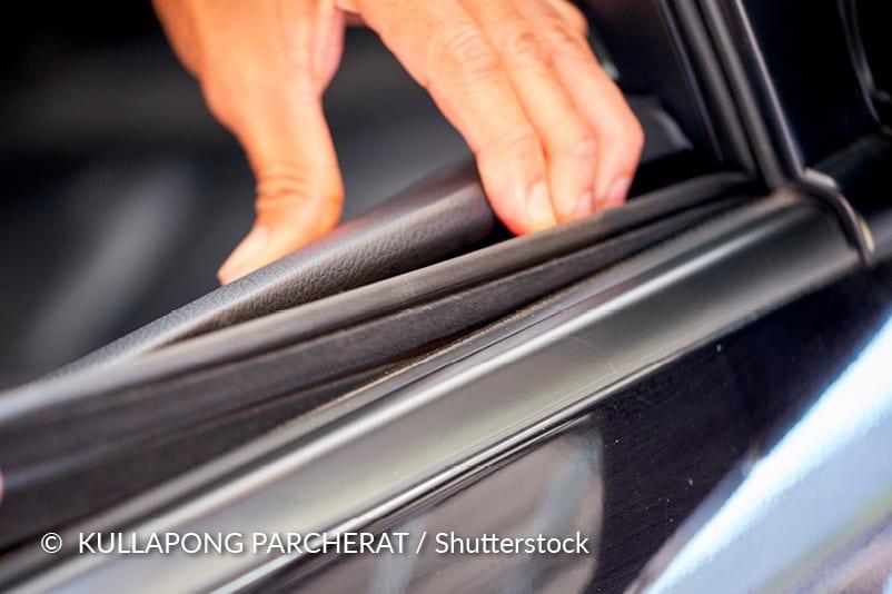 Protégez les joints de votre voiture