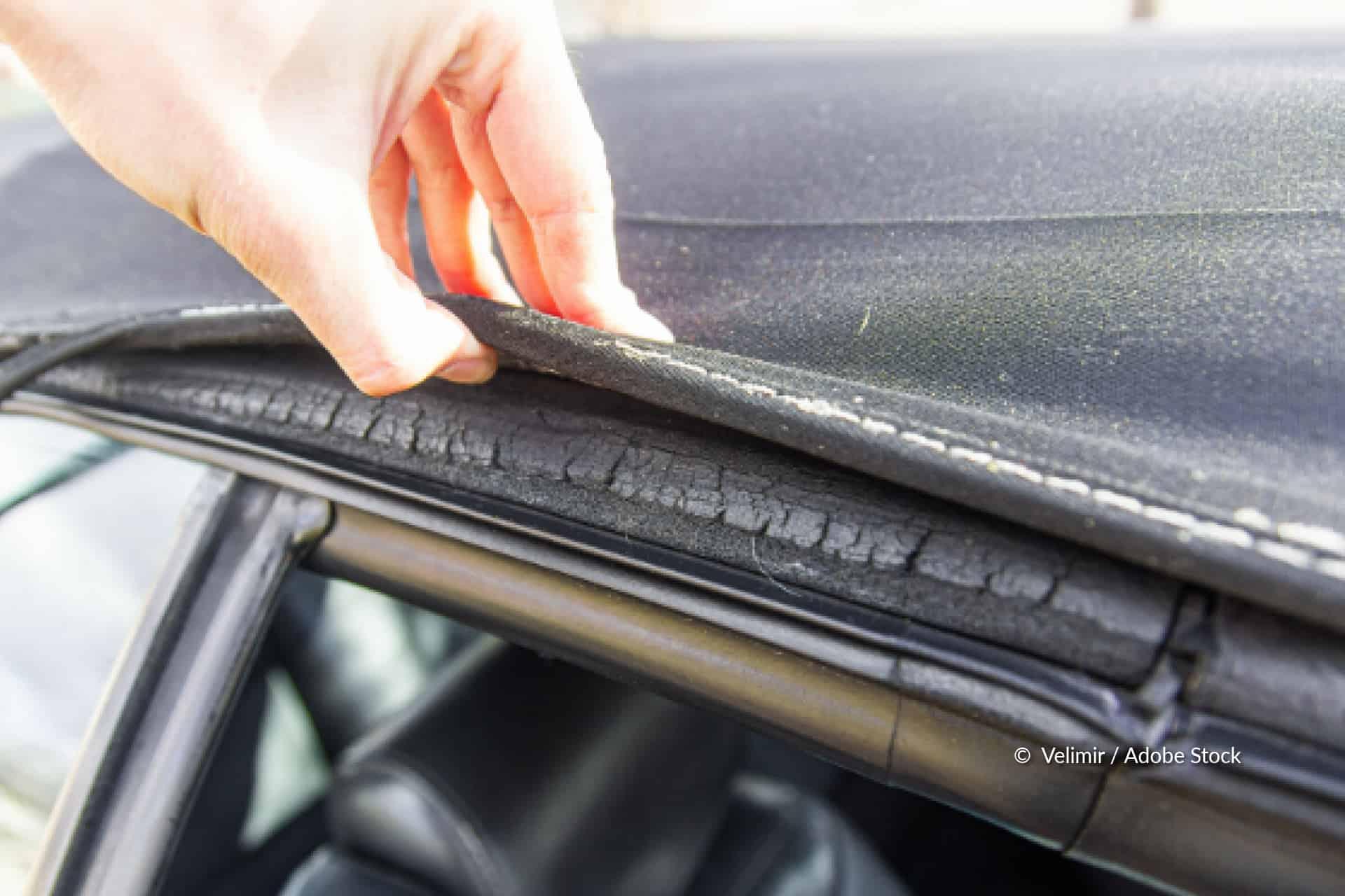 remplacer les joints des vitres de voiture