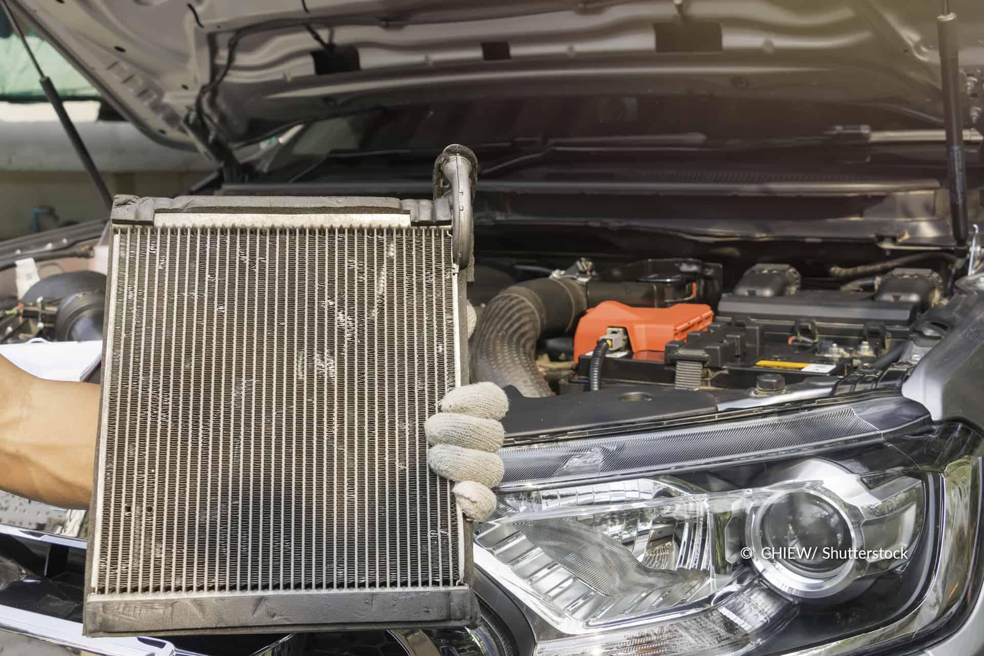 Comment nettoyer le radiateur de sa voiture?
