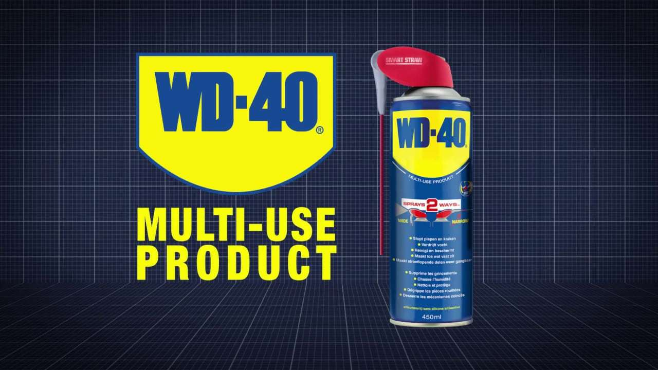 Multi use - WD-40® Multi-Use spray