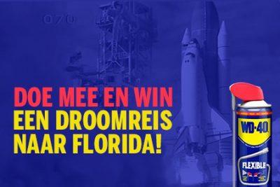 Win een roadtrip naar Florida