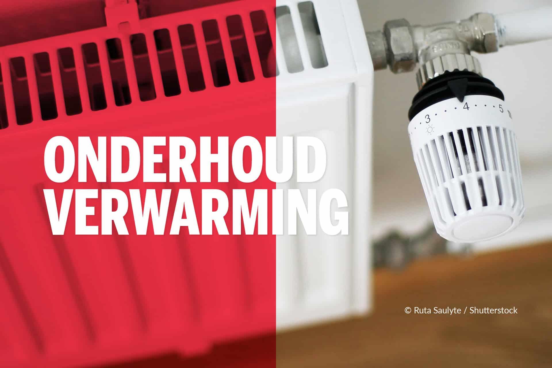 Verwarming onderhoud