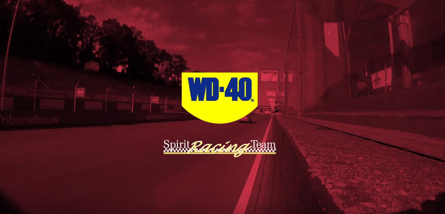 Auto scharnieren smeren met WD-40 Specialist
