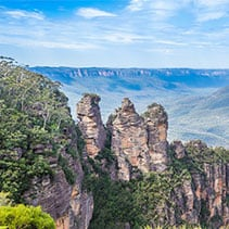 Inspiratie Australië Blue mountains