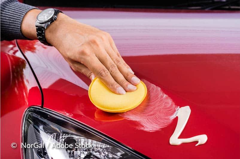 Auto waxen