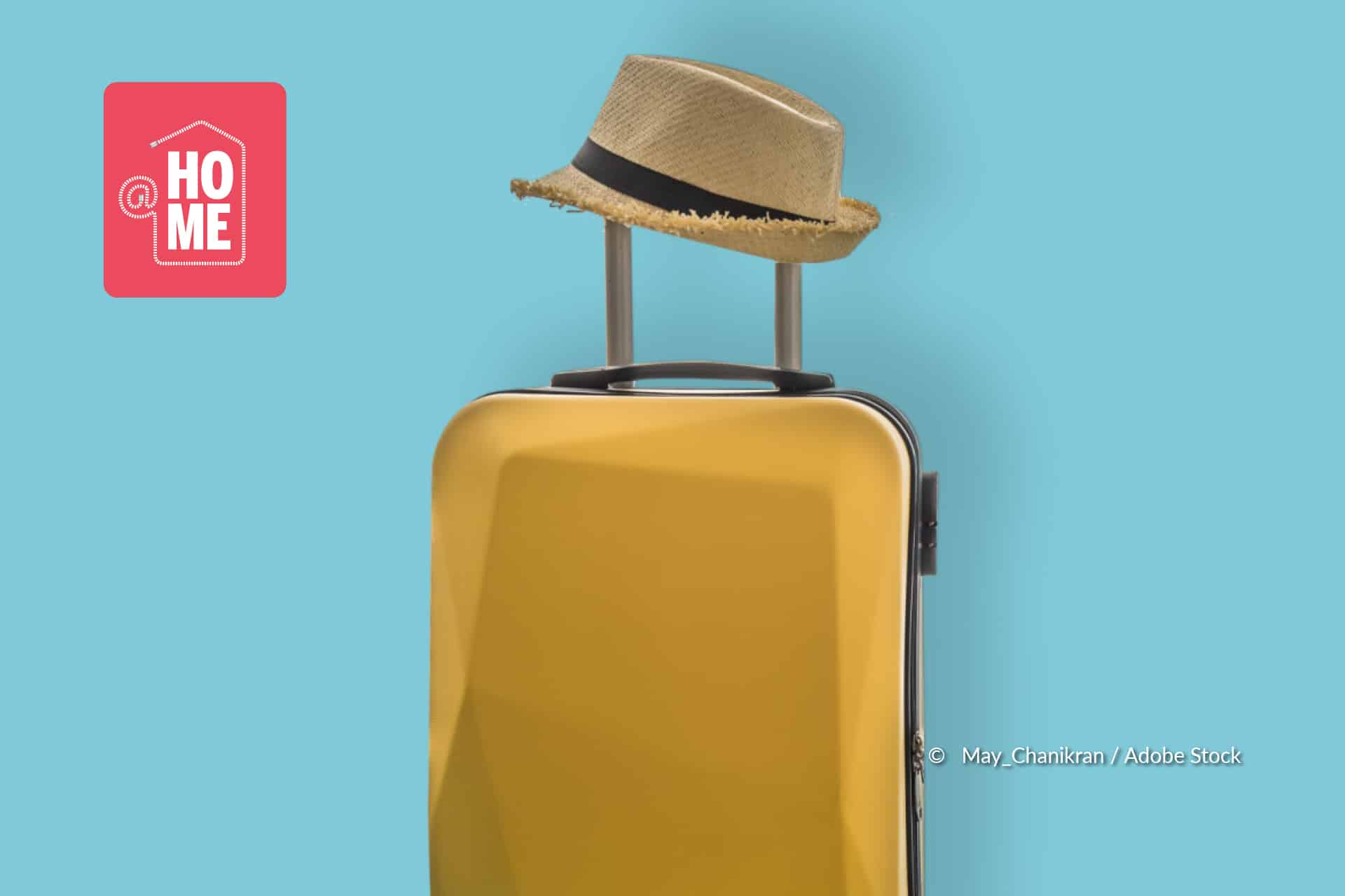 Hoe moet ik mijn reiskoffer repareren?