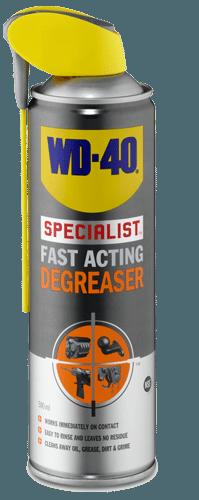 WD40-Nopeasti vaikuttava rasvanpoistoaine