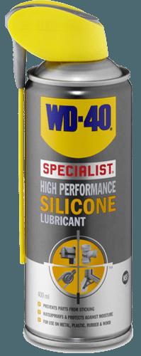 WD40-Tehokas silikonivoiteluaine