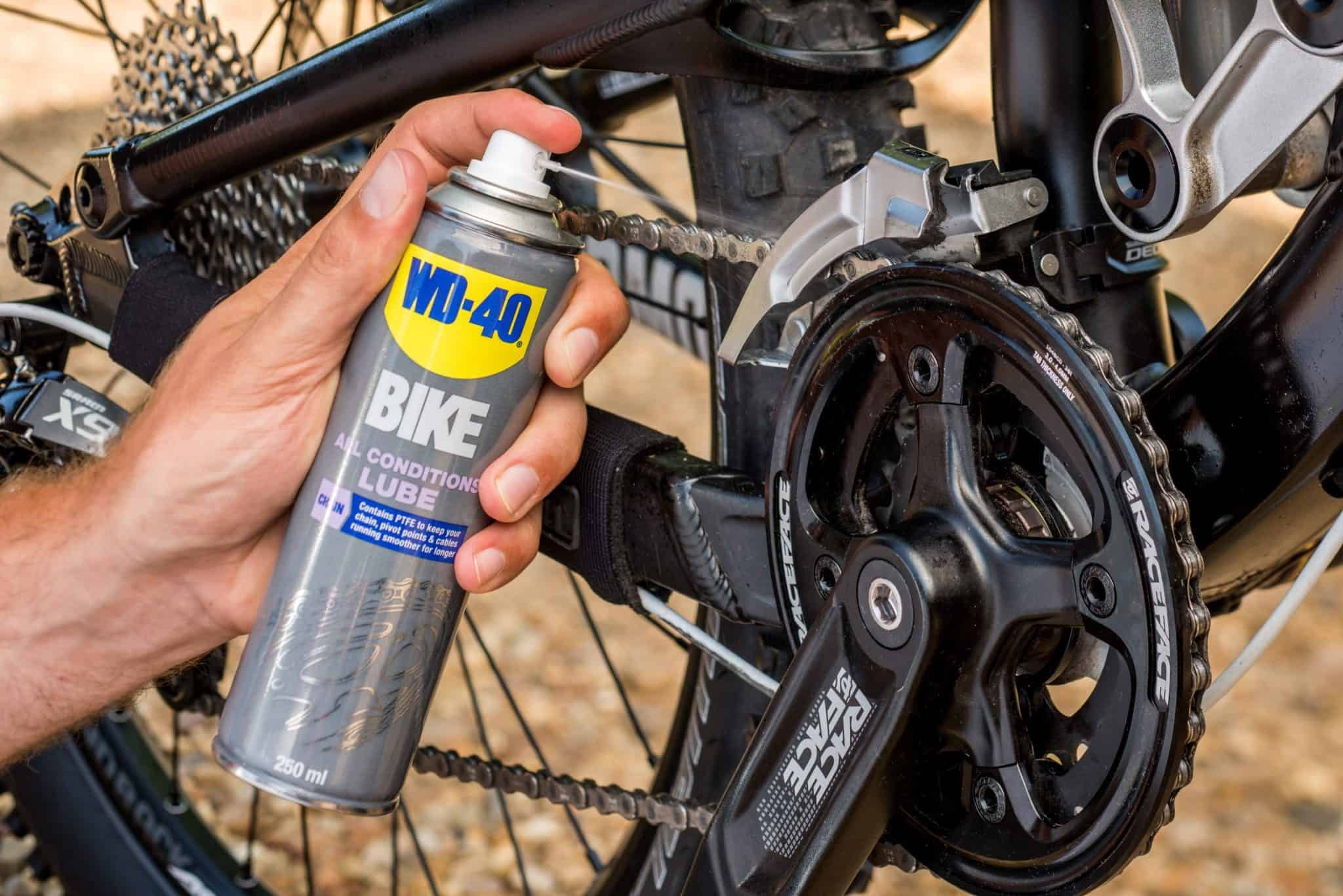 WD40 All Conditions Lube