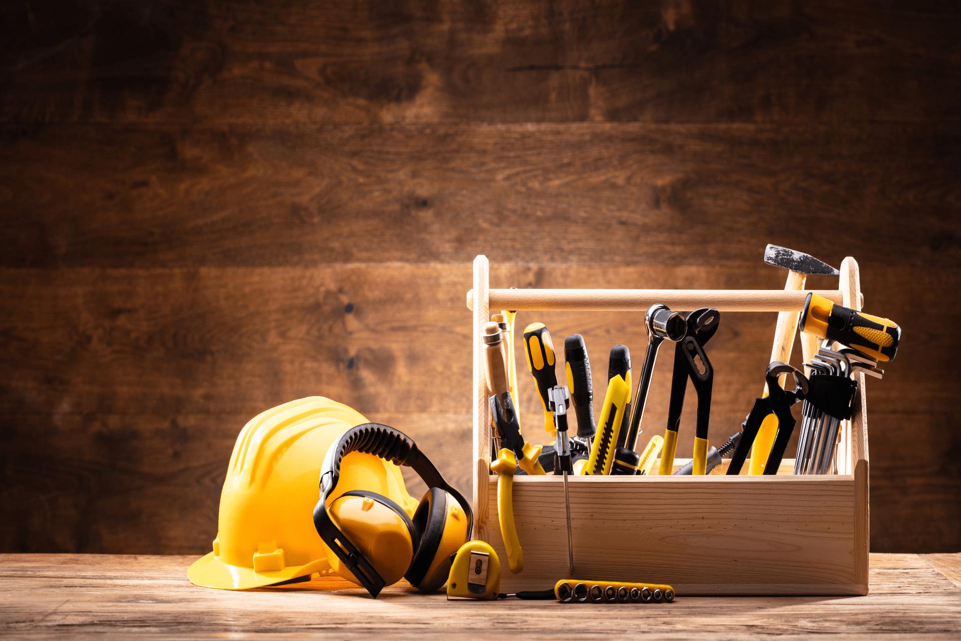 10 viktigste verktøy