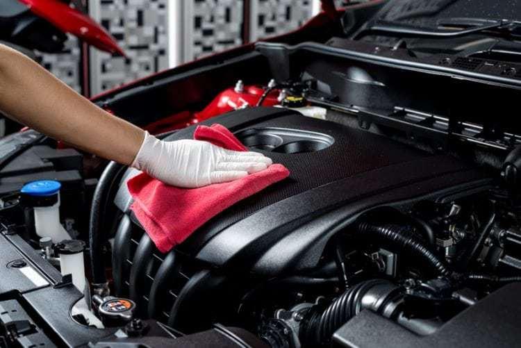 engine polishing