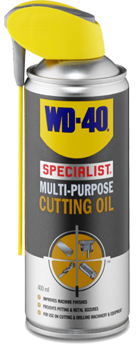 wd40 multi purpose cutting oil