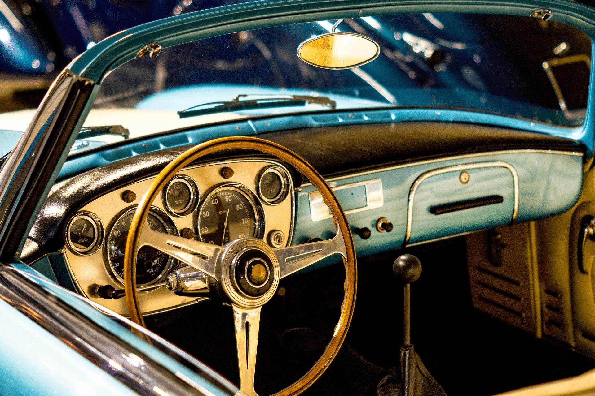 Rengjøring av bil