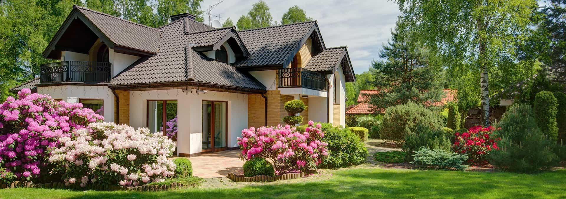 Vedlikehold av hus