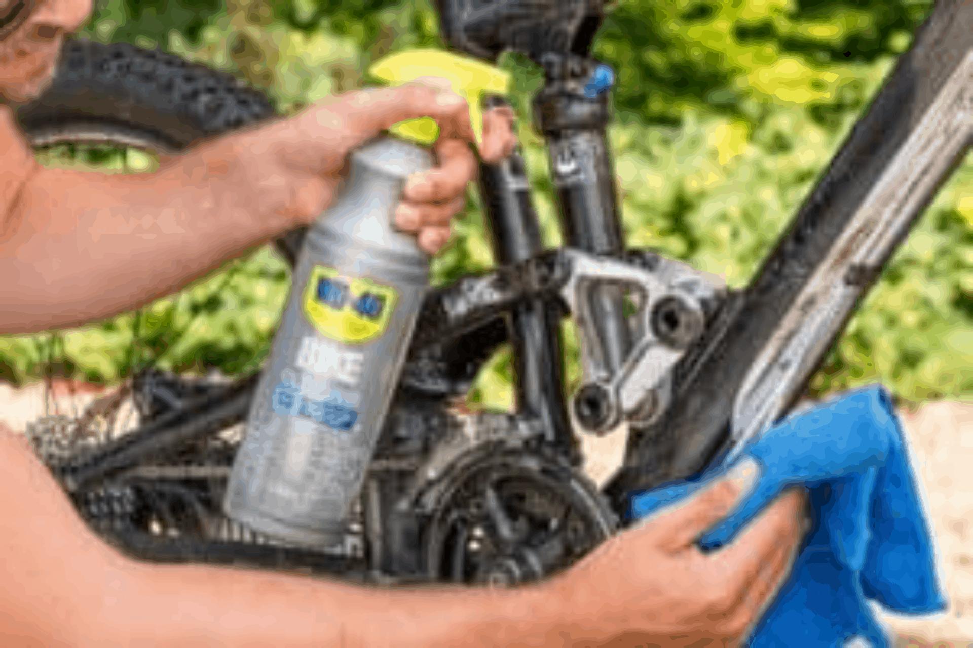 bike cleaner