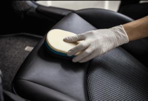 Czyszczenie tapicerki samochodowej krok po kroku