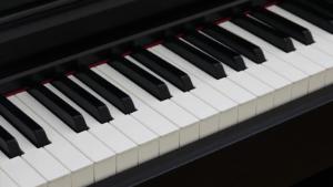 Jak z łatwością wyczyścić klawisze w pianinie