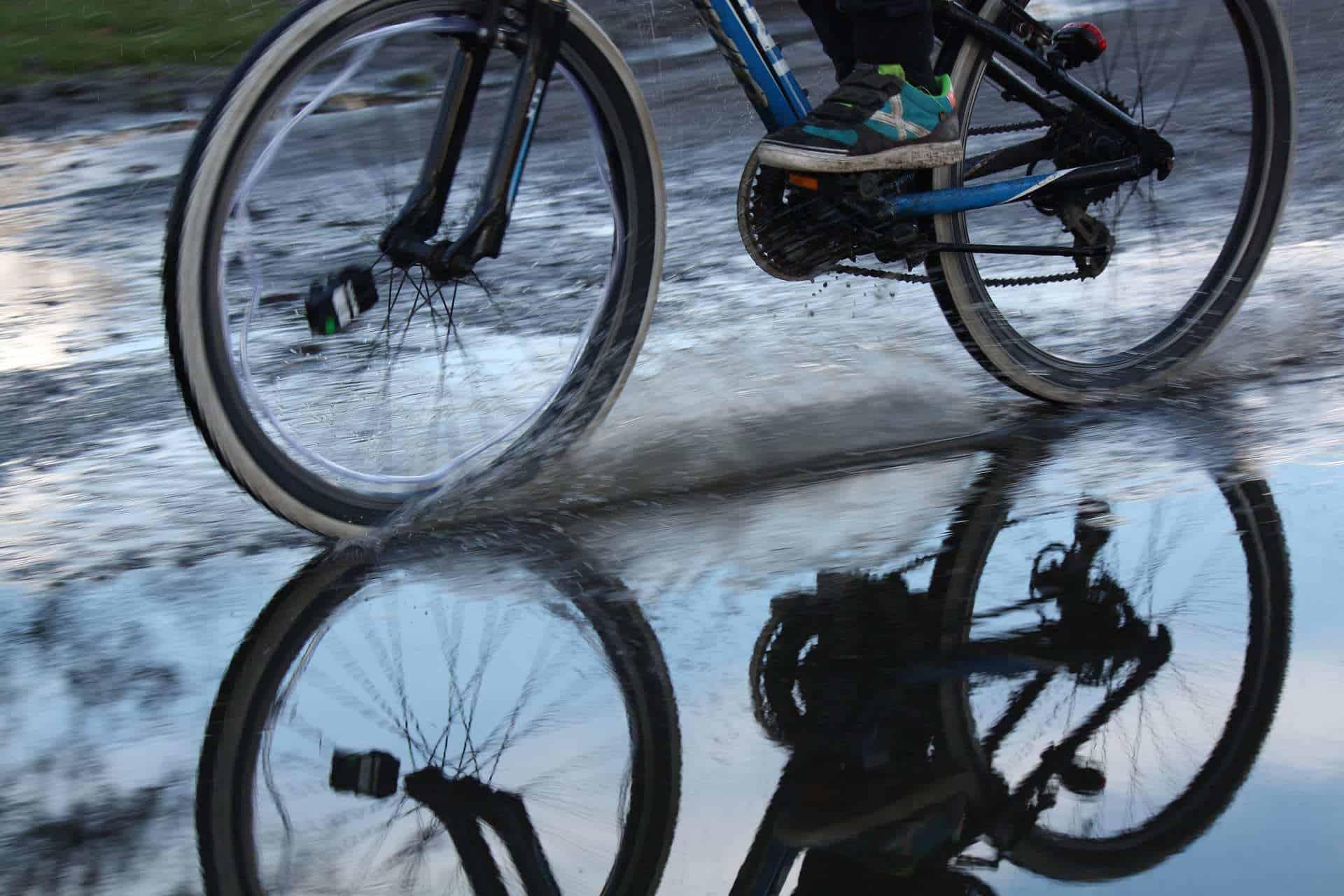 pielęgnować rower