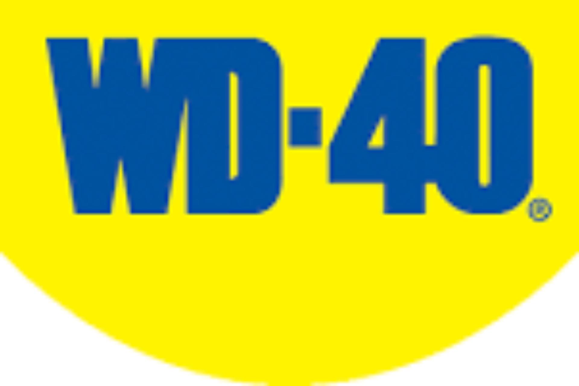 wd-40 w biurze